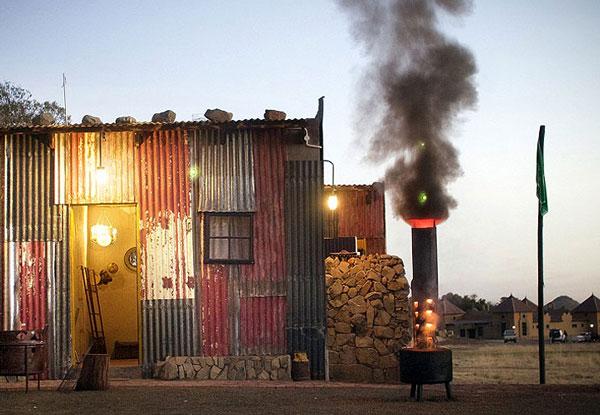 perierga.gr- Shanty Town: «Ζήσε σαν φτωχός, μπορείς!»