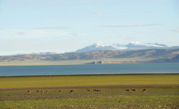 perierga.gr - Οι 10 ωραιότερες λίμνες του Θιβέτ