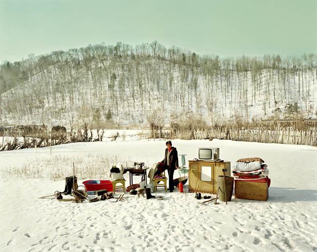perierga.gr - Οικογένειες Κινέζων φωτογραφίζονται με όλα τα υπάρχοντά τους!