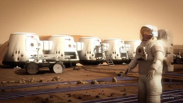 perierga.gr - Έγιναν τα πρώτα βήματα για τη δημιουργία ανθρώπινης αποικίας στον Άρη!
