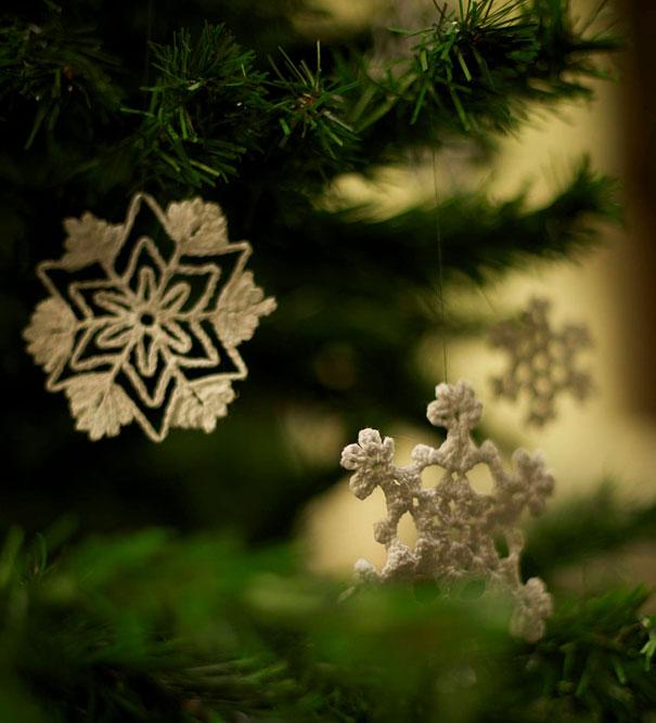 perierga.gr - Χειροποίητα χριστουγεννιάτικα στολίδια!