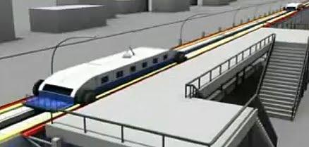 perierga.gr - Το τρένο που δεν φρενάρει ποτέ!