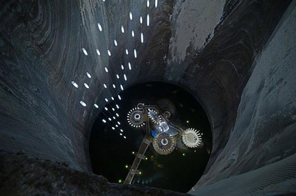 perierga.gr - Εκπληκτικό μουσείο 120 μέτρα κάτω από τη γη!