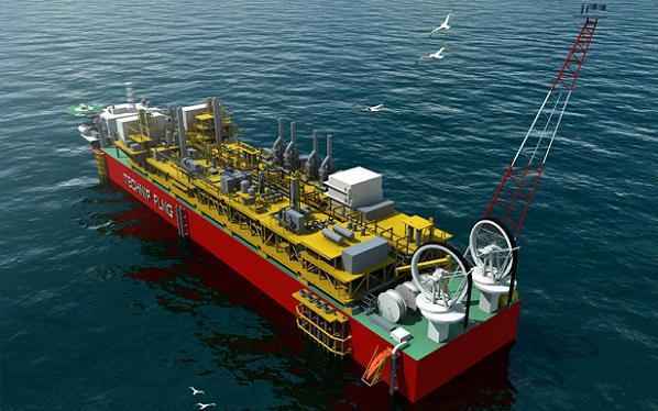 Perierga.gr - Η μεγαλύτερη πλωτή κατασκευή του κόσμου
