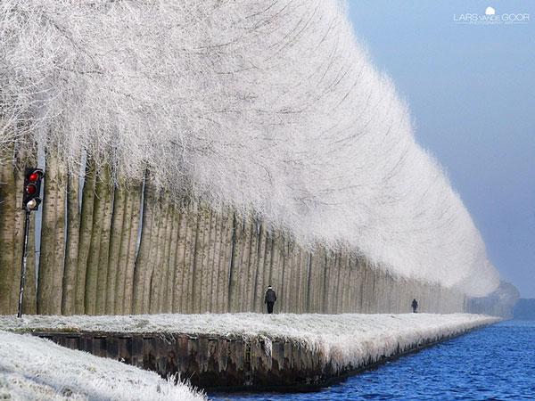 perierga.gr - Πανέμορφα χειμωνιάτικα τοπία!