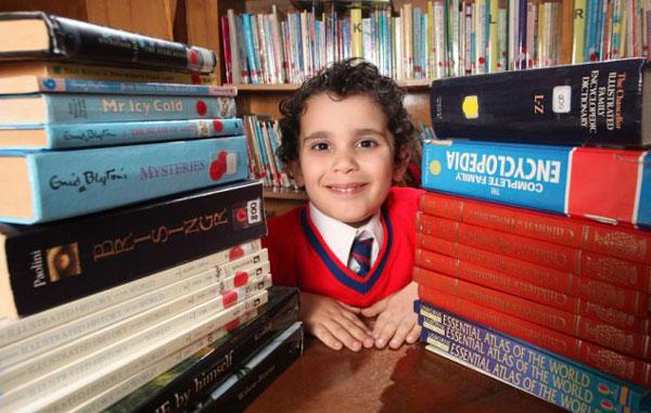 perierga.gr - 4χρονος με IQ… Αϊνστάιν!