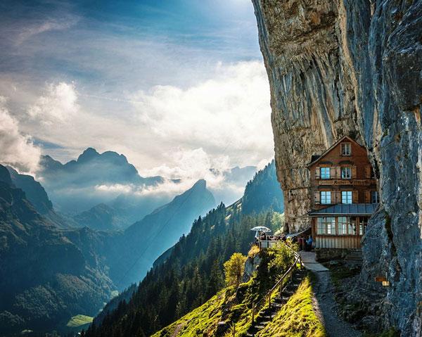 perierga.gr - Απίθανα ξενοδοχεία με εκπληκτική θέα!