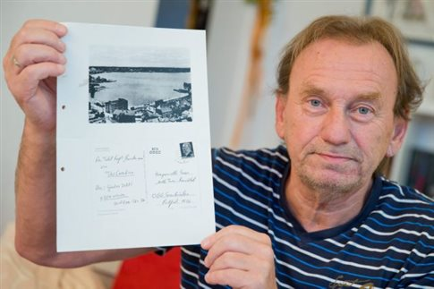 Perierga.gr - Καρτ ποστάλ χρειάστηκε μισό αιώνα να φτάσει στον παραλήπτη!