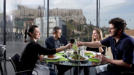 perierga.gr - Στα 5 κορυφαία το εστιατόριο του Μουσείου της Ακρόπολης!