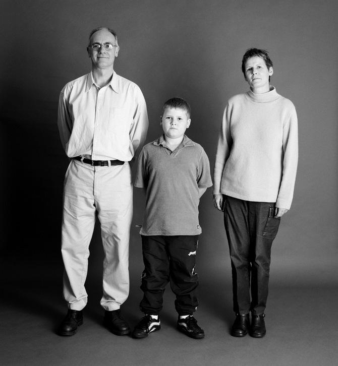 perierga.gr - Οικογένεια φωτογραφίζεται κάθε χρόνο εδώ και 23 χρόνια!