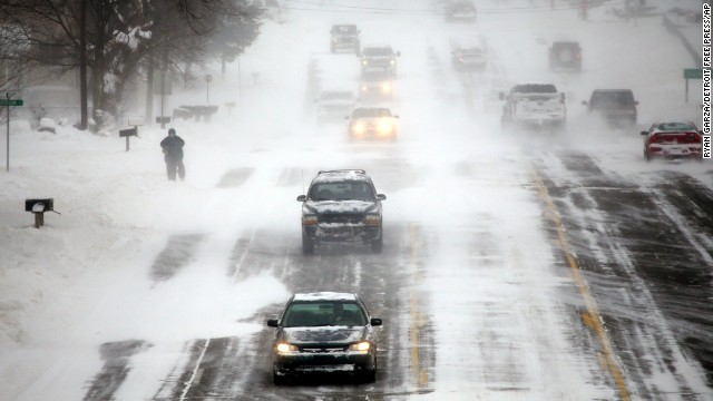 perierga.gr - Το Μανχάταν στο χιόνι σε 37 δευτερόλεπτα! (βίντεο)