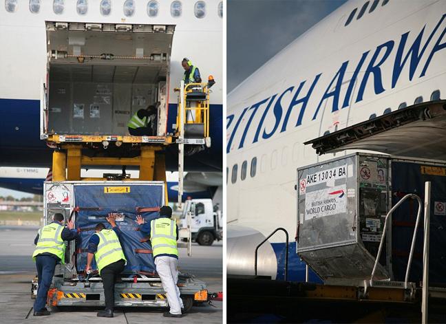 perierga.gr - Το εκτυπωσιακό ταξίδι των... αποσκευών!