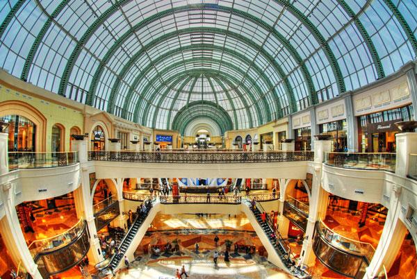 perierga.gr - Τα 10 πιο εντυπωσιακά εμπορικά κέντρα στον κόσμο!