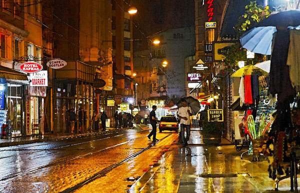 perierga.gr - Η Ευρώπη τη νύχτα σε... 3 λεπτά! (βίντεο)