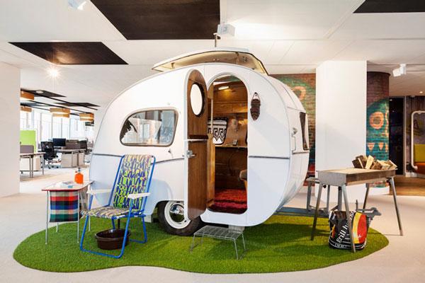 perierga.gr - Τα γραφεία της Google στο Άμστερνταμ!