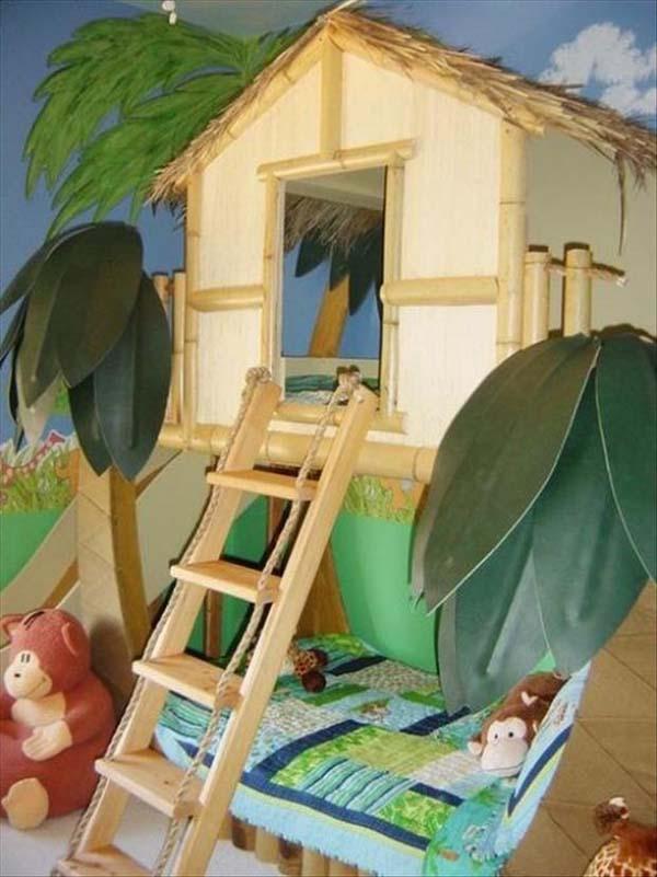 Perierga.gr - Παιδικά δωμάτια με φαντασία