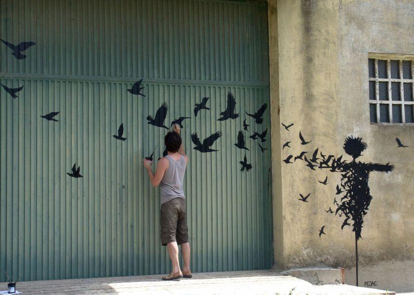 perierga.gr - Τέχνη του δρόμου μεταμορφώνει την πόλη!