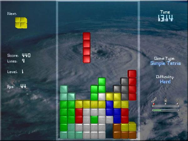 perierga.gr - Το... Tetris διευκολύνει το αδυνάτισμα!