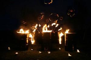 perierga.gr - Τα ντραμς της φωτιάς!