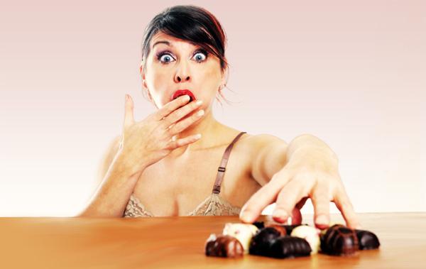 perierga.gr - Η σοκολάτα «προστατεύει από την παχυσαρκία»!