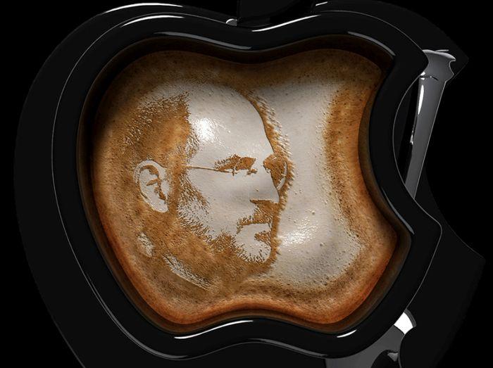 perierga.gr - iCup: Καινοτόμο φλιτζάνι για τον καφέ από την Apple!
