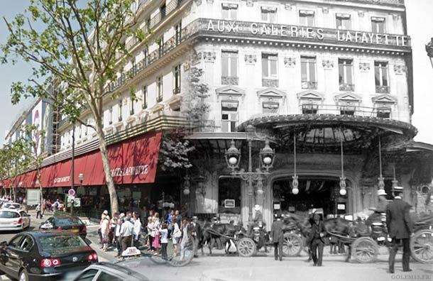 perierga.gr - To Παρίσι 100 χρόνια πριν!