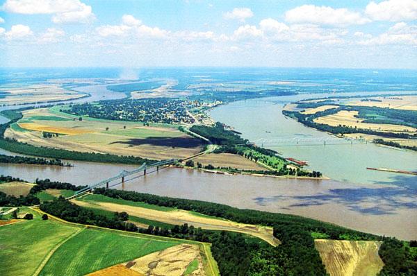 perierga.gr - Εκεί που ενώνονται οι ποταμοί του κόσμου!