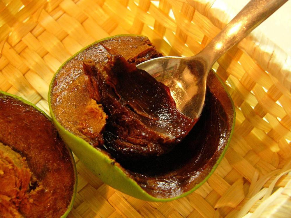 perierga.gr - Το παράξενο φρούτο με γεύση… σοκολάτας!