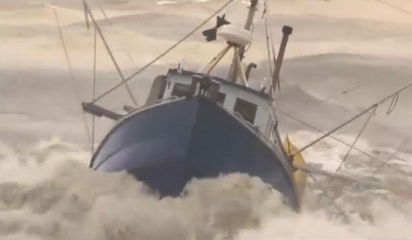 Perierga.gr - Πλοία σε απίστευτες τρικυμίες!