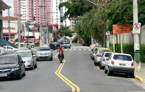 perierga.gr - Ζικ-ζακ διαγράμμιση στους δρόμους κάνει εντύπωση!