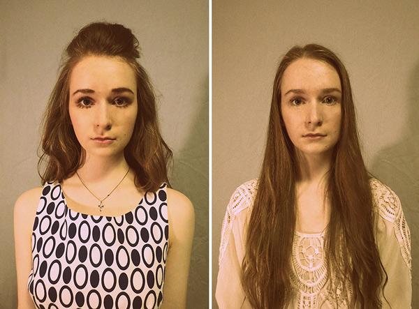 perierga.gr - 16χρονη ταξιδεύει στο χρόνο μέσω της μόδας!
