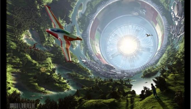 """perierga.gr - Διαστρική """"Κιβωτός του Νώε"""" θα μας σώσει όταν η Γη γίνει αφιλόξενη!"""