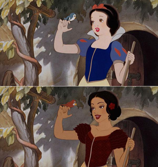 perierga.gr - Γνωστοί ήρωες του Disney αποκτούν άλλη εθνικότητα!