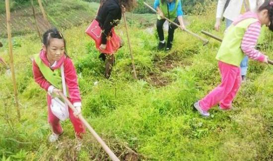 perierga.gr - Νοίκιασε το βουνό για να μάθει η κόρη της τη σημασία της φύσης!