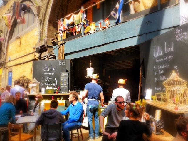 perierga.gr - Maltby Market: Μια αγορά γεύσεων στο κέντρο του Λονδίνου