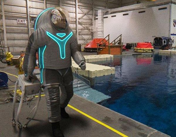 perierga.gr - Η επόμενη στολή των αστροναυτών!