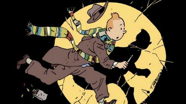 Perierga.gr - 2,5 εκατ. ευρώ πωλήθηκαν δύο σελίδες κόμικ του Τεν-Tεν