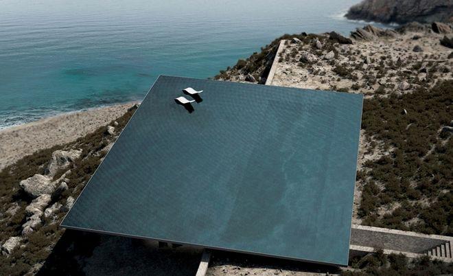 perierga.gr - H πιο εντυπωσιακή πισίνα του Αιγαίου!