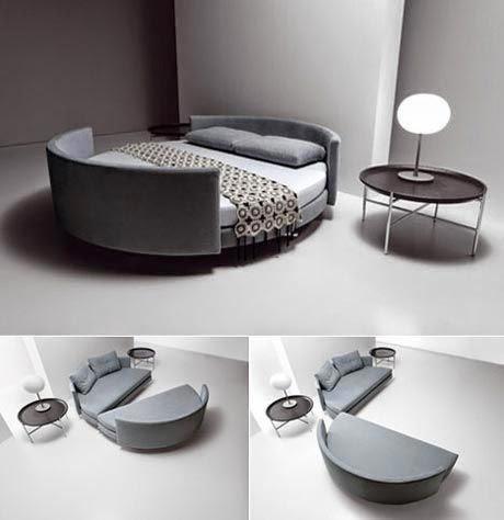 perierga.gr - Καταπληκτικά κρεβάτια σε μικρούς χώρους!