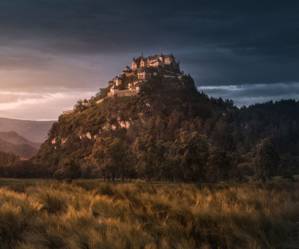 perierga.gr - 20 πανέμορφα κάστρα στον κόσμο!
