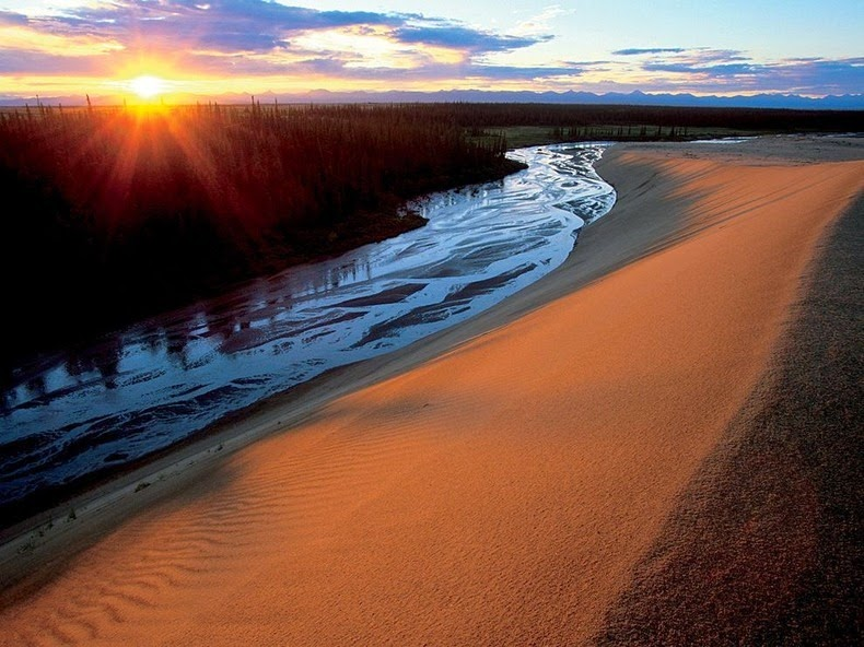 perierga.gr - Το ωραιότερο Εθνικό Πάρκο της Αλάσκας!