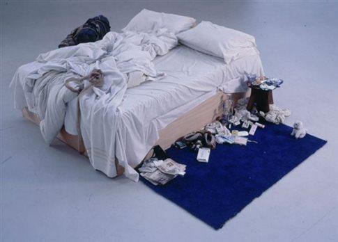 perierga.gr - Ακατάστατο και βρόμικο κρεβάτι πουλήθηκε για 3,2 εκ. ευρώ!
