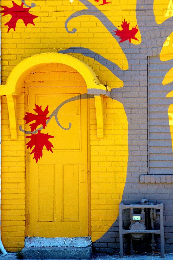 perierga.gr - Πόρτες-έργα Τέχνης στον κόσμο!