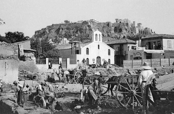 ΤΡΕΛΟ-ΓΙΑΝΝΗΣ: Ευχαριστία στην Αγιασμένη μου Αθήνα