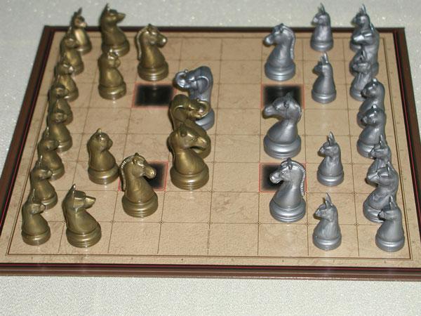 Perierga.gr - Arimaa: Το παιχνίδι που ο υπολογιστής δεν μπορεί να κερδίσει
