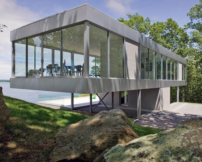 perierga.gr - Διάφανα σπίτια που κερδίζουν τις εντυπώσεις