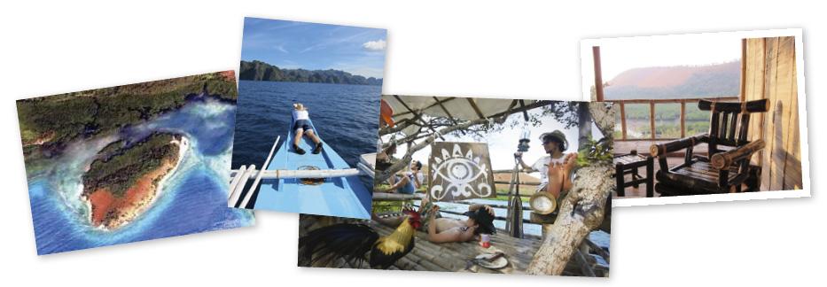 """perierga.gr - """"Ideas Island"""": Δωρεάν διαμονή για να σας... κατέβουν ιδέες!"""
