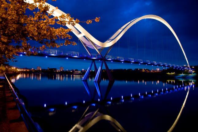 Εντυπωσιακές πεζογέφυρες στον κόσμο!