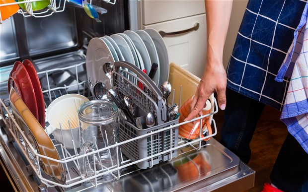 perierga.gr - Μαγείρεμα στο πλυντήριο πιάτων!