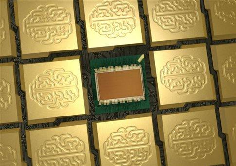 perierga.gr - Πρωτοποριακό τσιπ της IBM μιμείται τον εγκέφαλο!